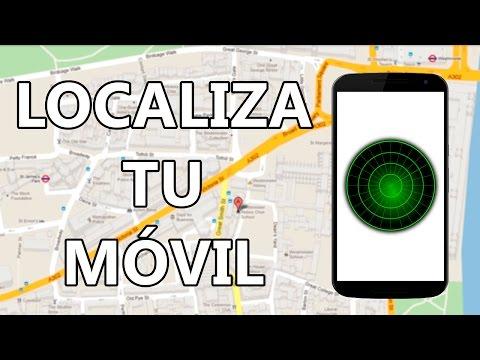 Localizador de celulares en android - Como localizar mi celular con google