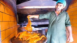 Pakistani Food - 3 MUTTON LEGS Spicy Masala + Late Night STREET FOOD in Karachi, Pakistan!