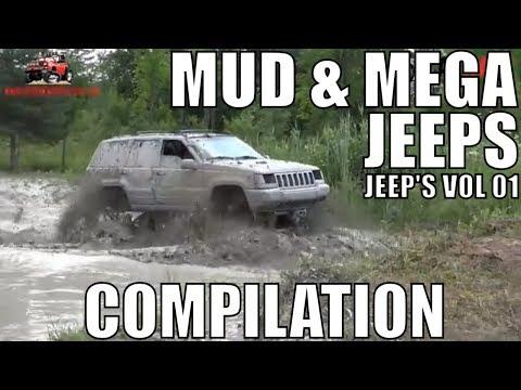JEEP MUD & MEGA TRUCK MUD COMPILATION 2018 VOL 01