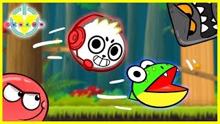 Red Ball 4 Let's Play with VTubers Combo Panda Vs Gus