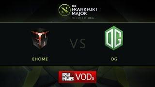 EHOME vs OG, Fall Major, LB Small Final, Game 3