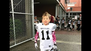 Jamboree Pee Wees Titus Tiger | EP 13 | Football 2018 | TigerFamilyLife~