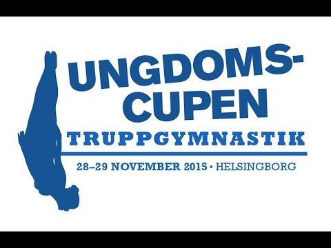 UC i truppgymastik 2015 - Final