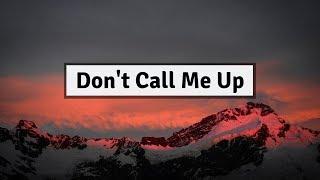 Mabel - Don't Call Me Up (Lyrics) | Panda Music