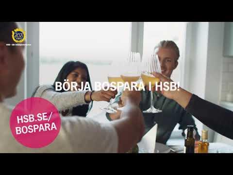 HSB BOSPAR - Du kan få förtur till både hyresrätt och nybyggd bostadsrätt