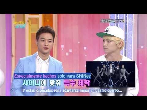 [Sub Esp] 130330 Generation Empathy Cut Minho & Key
