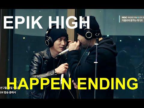 타블로와 꿈꾸는 라디오 – EPIK HIGH-HAPPEN ENDING(Feat.Younha), 에픽하이-헤픈 엔딩(Feat.윤하) 20150211