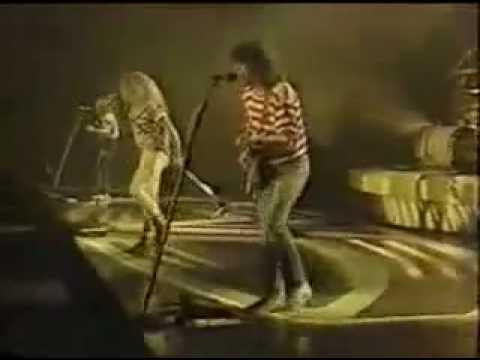 Van Halen - Panama Tokyo '89