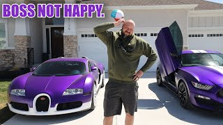 I Stole My Neighbors Cars and Spent Thousands of $$$ Modifying Them!