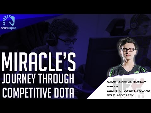 Player Perspective: OG.Miracle
