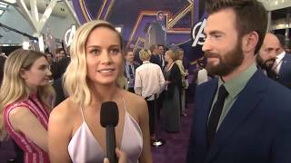 Brie Larson & Chris Evans || Love Someone