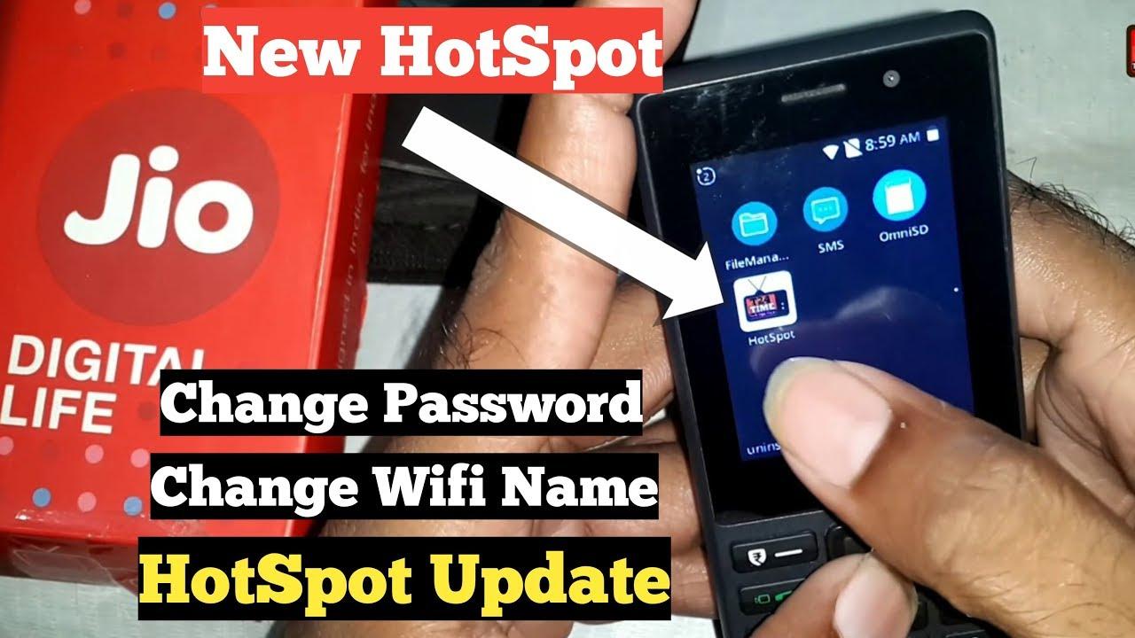 Sava video -Jio Phone Wifi HotSpot Update New HotSpot Application