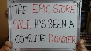 The EPIC STORE SALE is a Complete DISASTER!!