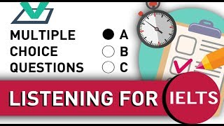 Multiple Choice Questions IELTS Listening | 2 mock tests