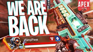Why I'm BACK on Console Apex! - PS4 Apex Legends