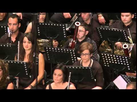 """AM """"SAN CLEMENTE DE LA MANCHA"""" DE S. CLEMENTE Symphonic Metamorphosis on Themes from Saint-Saëns"""