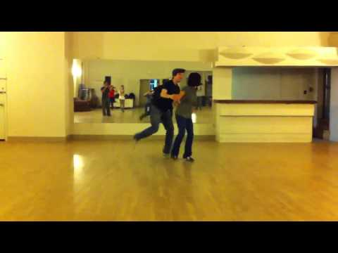 Lindy Hop Boot Camp - Charleston