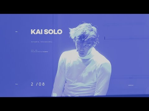 171124-25 The EℓyXiOn in Seoul - KAI Solo (I See You)
