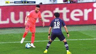 When Neymar Jr Scored & Saved PSG AGAIN!