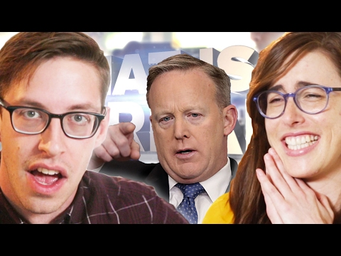 Does Sean Spicer Chew 35 Pieces Of Gum Every Day?