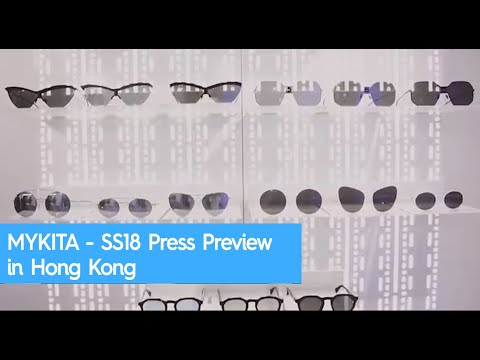 MYKITA - SS18 Press Preview