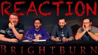 BRIGHTBURN - Official Trailer #2 REACTION!!