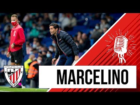 🎙️ Marcelino | post RCD Espanyol 1-1 Athletic Club | J11 LaLiga 2021-22