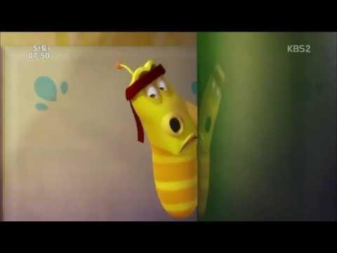 Hoạt hình hai con sâu tinh nghịch Larva 2013 NEW - Timemart.com.vn