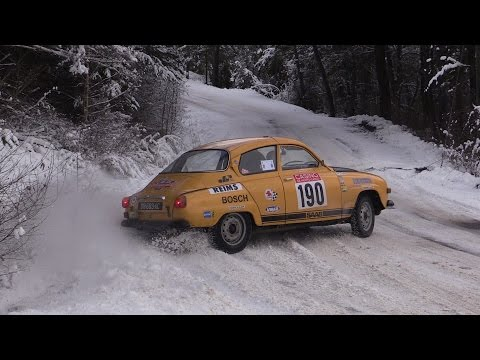 Rallye Monte Carlo Historique 2015 Best of Gliss and Show