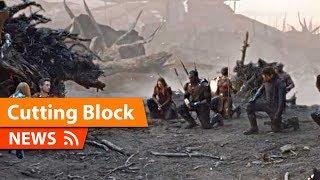 Why the Avengers Endgame Kneeling Scene Was Cut