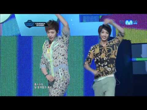 120614 BOYFRIEND(보이프렌드) - 소나기(One day) + Love Style