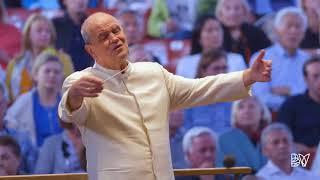 New York Philharmonic Plays Scheherazade