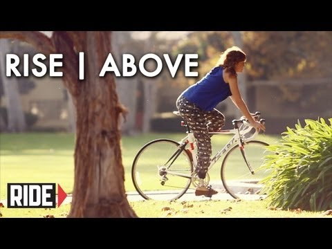 Amy Purdy of The Amazing Race Tells Her Story - Rise Above (Part 2)