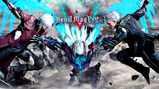 Devil May Cry 5 OST The Duel Full Song - Dante VS Vergil Theme