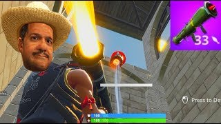 TILTED TOWERS - BEST HIDING SPOT!! High Explosive v2 - Fortnite -