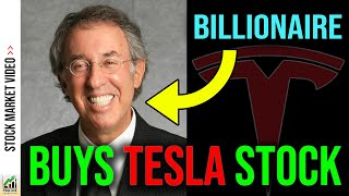 Why Ron Baron Is Buying Tesla Stock (5 Minute Interview) 💸