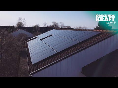 Så här går det till att skaffa solceller