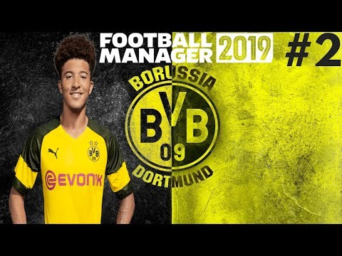 PLAYER SOLD FOR 38 MILLION!?? | Borussia Dortmund Career Mode | Football Manager 2019 Let's Play #2