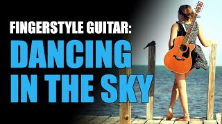 [Original] Kaminari – Dancing in the sky (fingerstyle guitar)