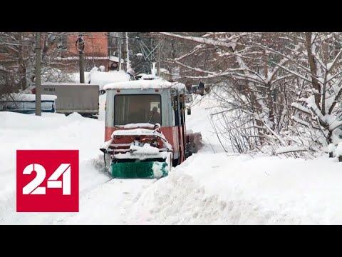 Трамвайный и железнодорожный коллапс: весна в Алтайском крае засыпала снегом