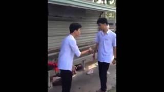 ĐẮNG LÒNG nam sinh đánh nhau vì bạn tình (gay cmnr) phiên bản siêu bựa