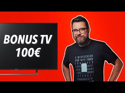 NUOVO Bonus Tv 2021 da 100€ senza ISEE …