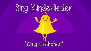 Kling, Glöckchen - Weihnachtslieder zum Mitsingen | Sing Kinderlieder