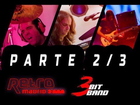 Concerto RetroMadrid 2014 - 3 Bit Band - Parte 2/3