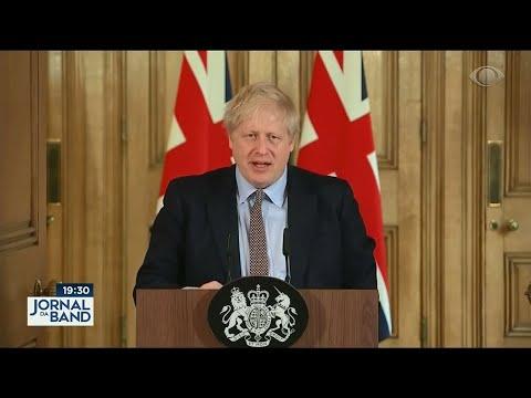 Após minimizar pandemia, Boris Johnson testa positivo para coronavírus