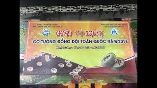 Uông Dương Bắc vs Phùng Quang Điệp : Vòng 4 cờ tiêu chuẩn giải A2 toàn quốc 2018