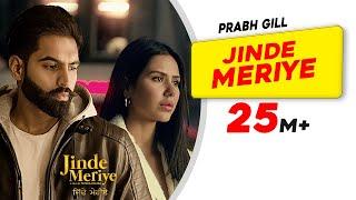 Video Jinde Meriye Title Track - Prabh Gill