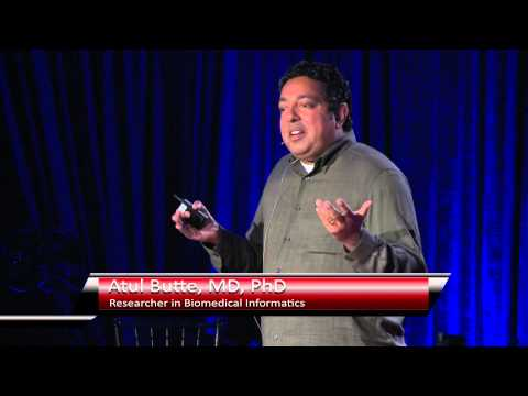 Atul Butte, M.D., Ph.D. at TEDxSF (7 Billion Well) - YouTube