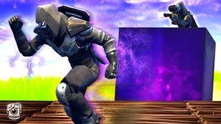 *NEW* ANTI GRAVITY DEATH RUN Custom Gamemode in Fortnite Battle Royale!