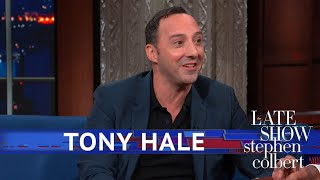 Tony Hale Once Ripped His Pants During An Audition
